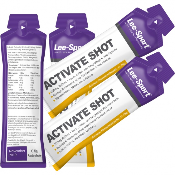 Activate Shot, Box mit 24 x 70g