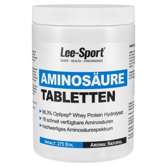 Aminosäure Tabletten