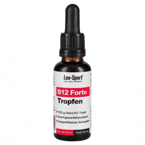 B12 Forte Tropfen
