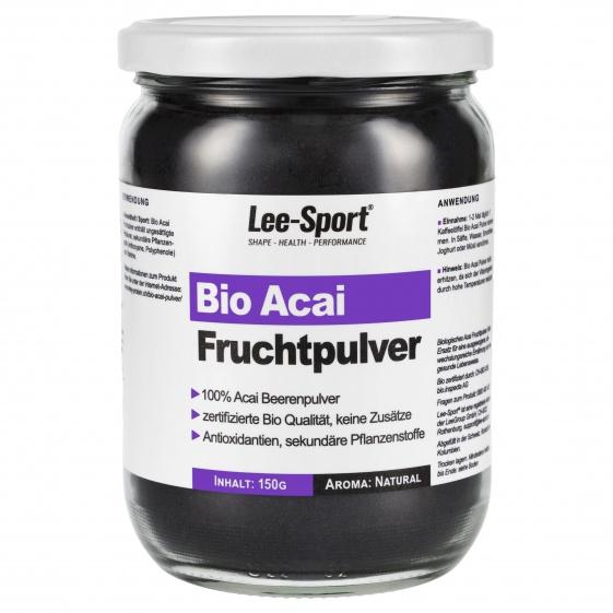 100% Acai Pulver, Bio Qualität