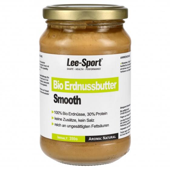 Bio Erdnussbutter Smooth
