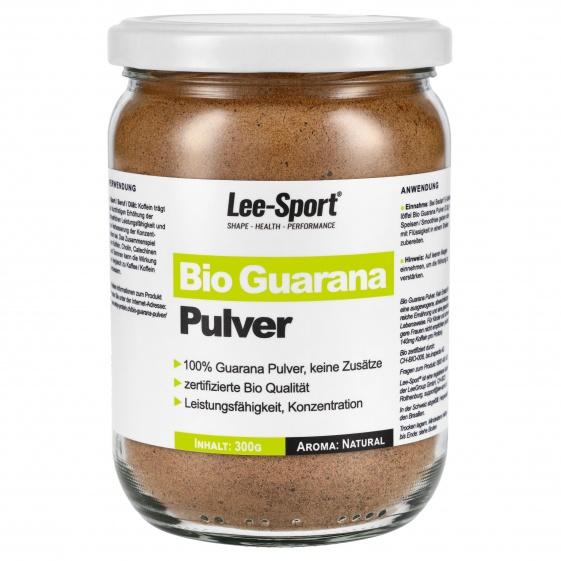Guarana Pulver, Bio-Qualität