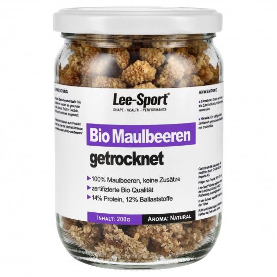 Bio Maulbeeren, Rohkost Qualität