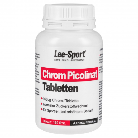Chrom Picolinat Tabletten