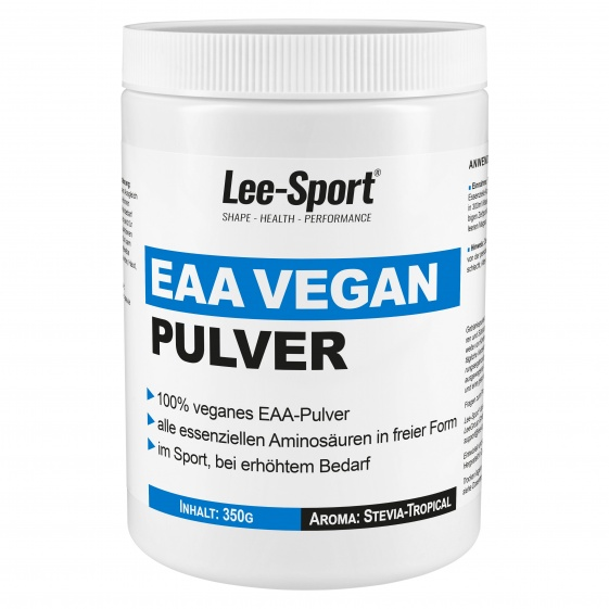 EAA Vegan Pulver Stevia