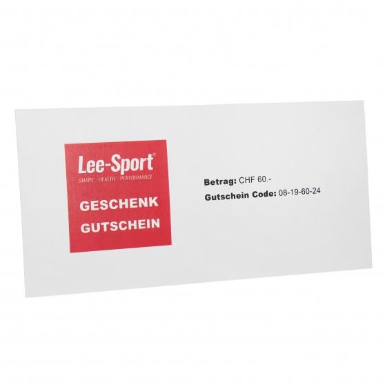 Lee-Sport® Geschenk-Gutschein