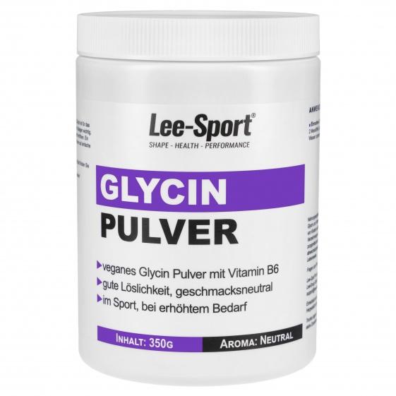 Glycin Pulver