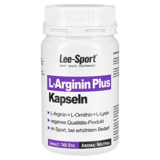 L-Arginin Plus Kapseln