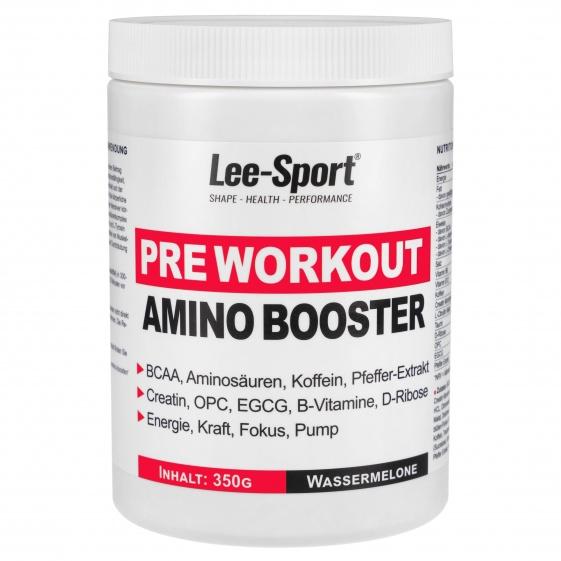 Pre Workout Amino Booster Wassermelone