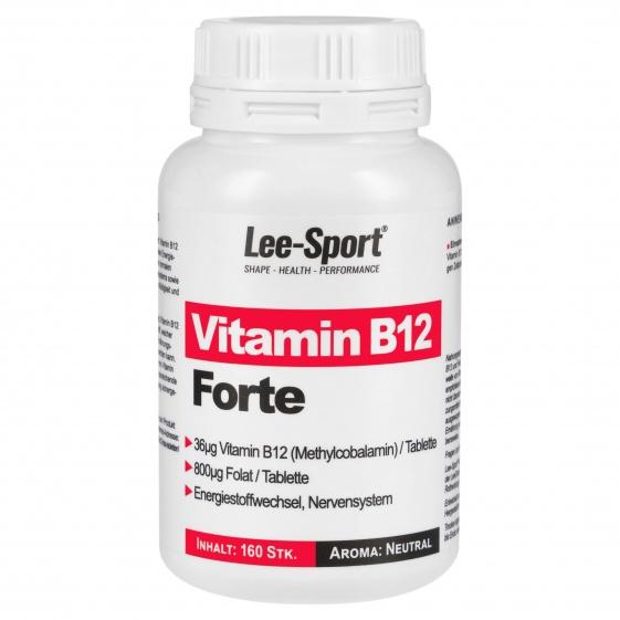 Vitamin B12 Forte Tabletten