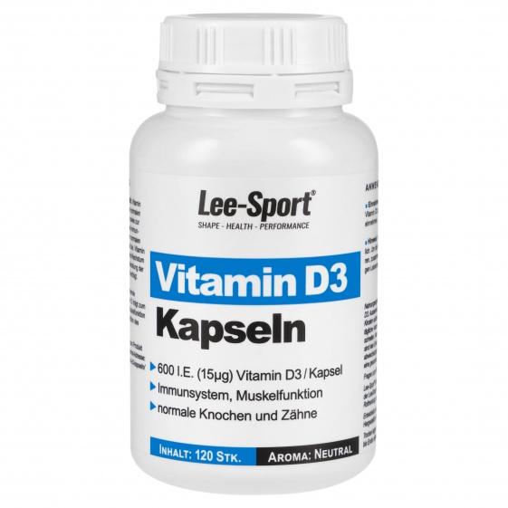 Vitamin D3 Kapseln