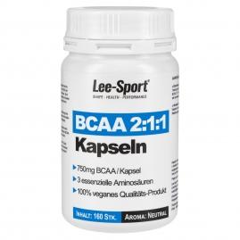 BCAA Aminosäure Kapseln