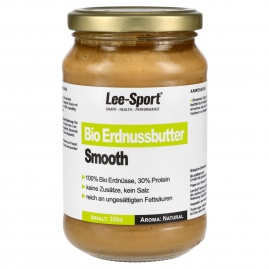 Bio Erdnussbutter Smooth