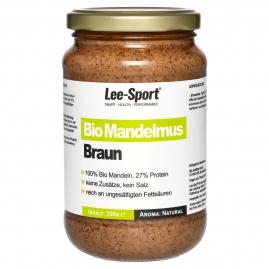 Bio Mandelmus Braun