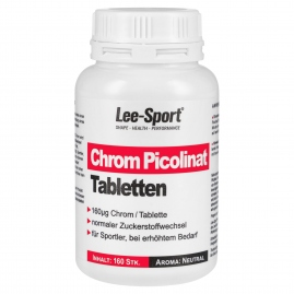 Chrom Picolinat Tabletten