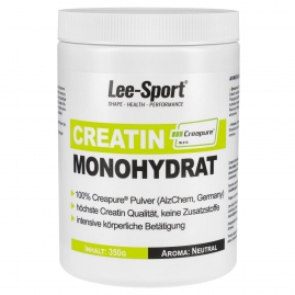 Creatin Monohydrat Pulver, 100% Creapure®