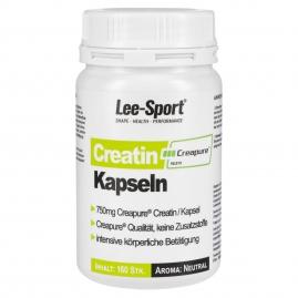 Creatin Kapseln, 100% Creapure Creatin