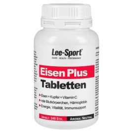 Eisen Plus Tabletten
