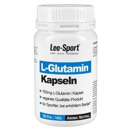 L-Glutamin Kapseln, 100% vegan