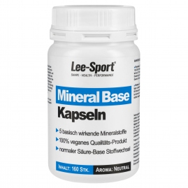Mineral Base Kapseln