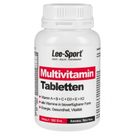 Multivitamin Tabletten
