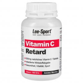 Vitamin C Retard Tabletten