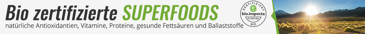 Superfoods Kategorie