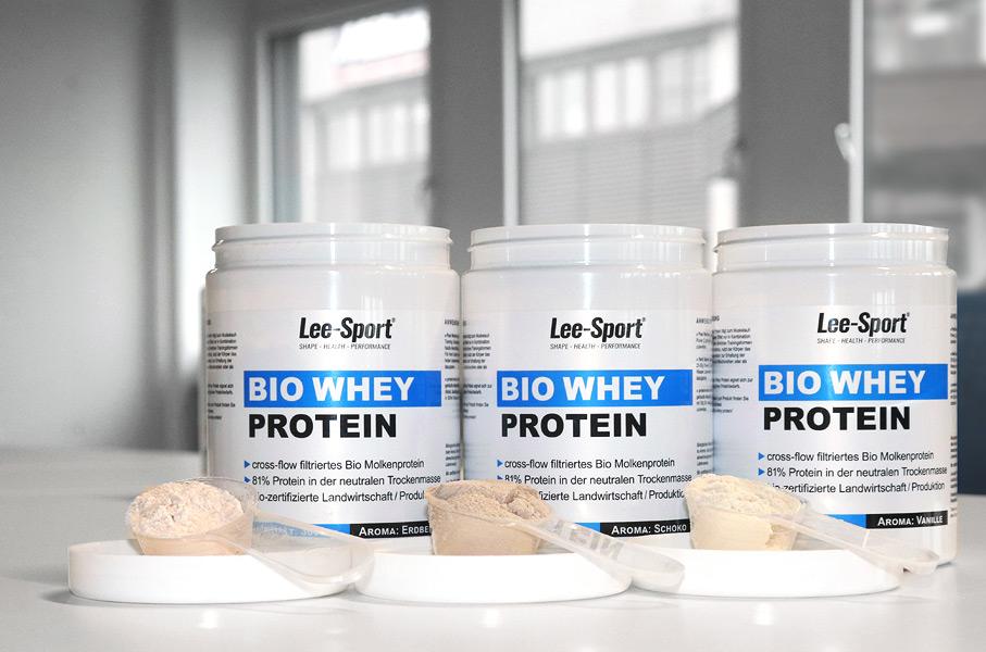 Bio Whey Protein. Hersteller, Preisvergleich, Rezepte.