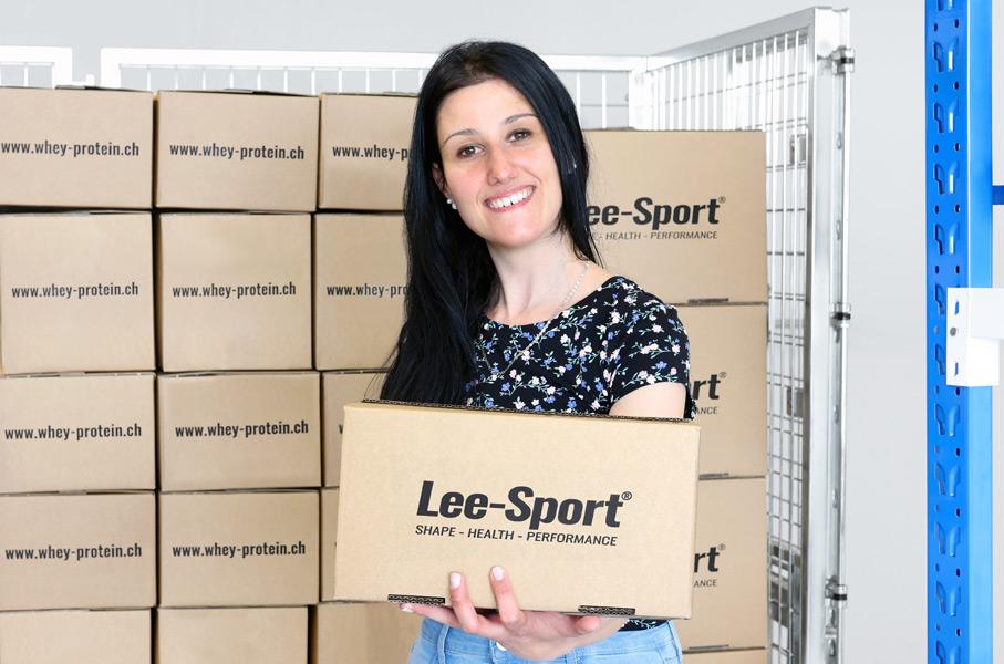 Willkommen im Lee-Sport Onlineshop!